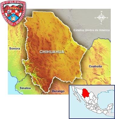 67 municipios de chihuahua: